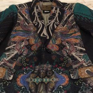 Etro jacket, mint condition, stunning,